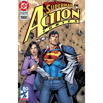Action Comics #1000 – 1990s Variant Cover Dan Jurgens