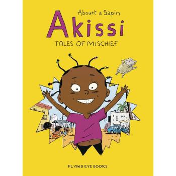 Akissi : Tales of Mischief SC