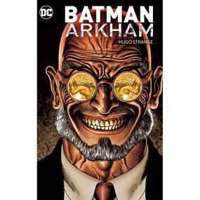 Batman Arkham : Hugo Strange TP