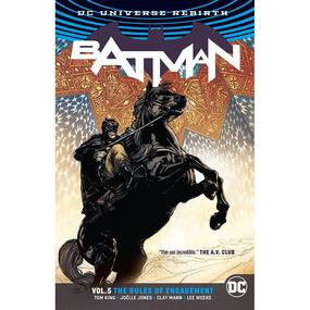 Batman Vol. 5 : Rules of Engagement TP (Rebirth)