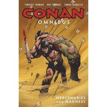 Conan Omnibus Vol. 4 : Mercenaries and Madness TP