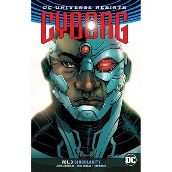 Cyborg Vol. 3 : Singularity TP (Rebirth)