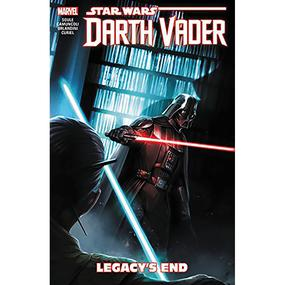 Darth Vader Dark Lord Sith Vol. 2 : Legacy's End TP