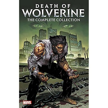 Death of Wolverine : Complete Collection TP