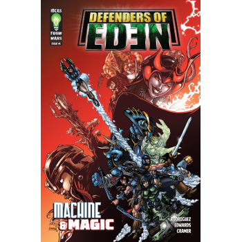 Defenders Of Eden #1