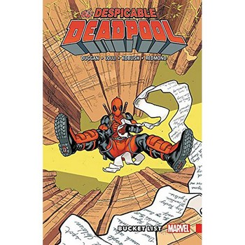 Despicable Deadpool Vol. 2 : Bucket List TP