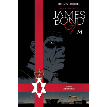 FC18 James Bond M One-shot -Signed