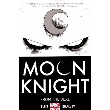 FC18 Moon Knight Vol. 01 TP -Signed