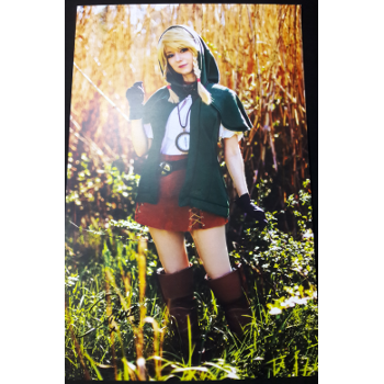 FC18 Ridd1e as Linkle Print -Signed