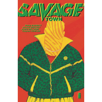 FC18 Savage Town Vol. 01 TP -Signed