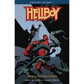 Hellboy Omnibus Vol. 1 : Seed of Destruction TP