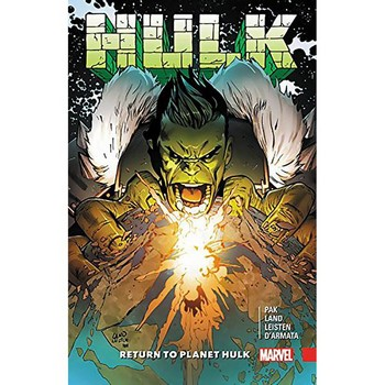 Hulk : Return To Planet Hulk TP