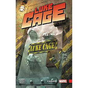Luke Cage ( 2017 ) Vol. 2 : Caged TP