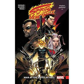 Spirits of Vengeance : War at Gates of Hell TP