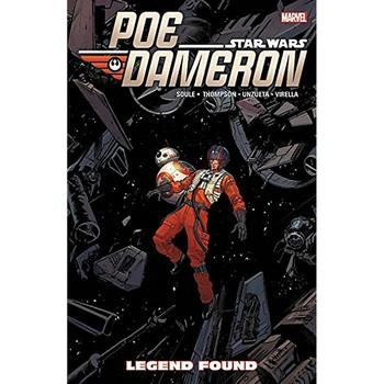 Star Wars Poe Dameron Vol. 4 : Legend Found TP