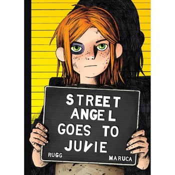 Street Angel Goes To Juvie (O)HC