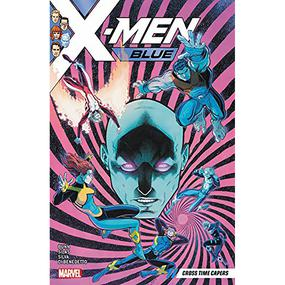 X-Men Blue Vol. 3 : Cross Time Capers TP