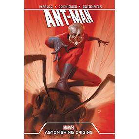 Ant-Man : Astonishing Origins TP