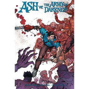 Ash vs Army of Darkness TP