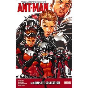 Astonishing Ant-Man : Complete Collection TP