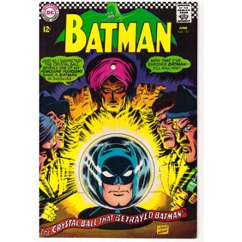 Batman #192