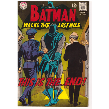 Batman #206