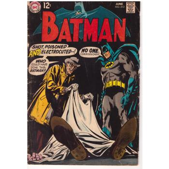 Batman #212