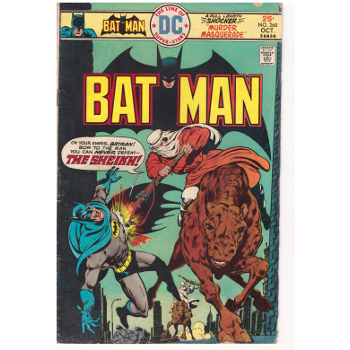 Batman #268