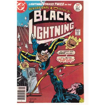 Black Lightning #2