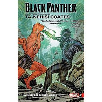 Black Panther Vol. 5 : Avengers of the New World Pt 2 TP