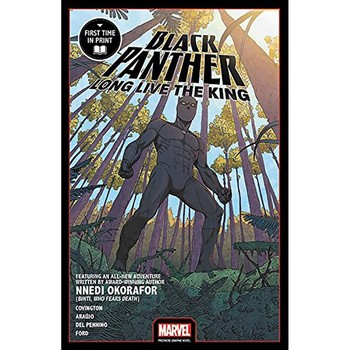 Black Panther : Long Live The King TP