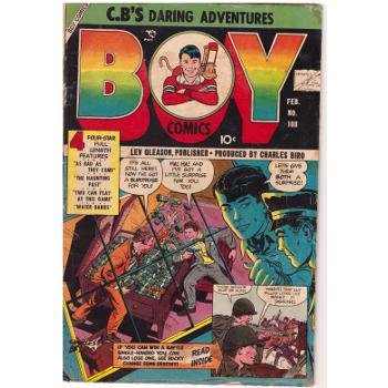 Boy Comics #108