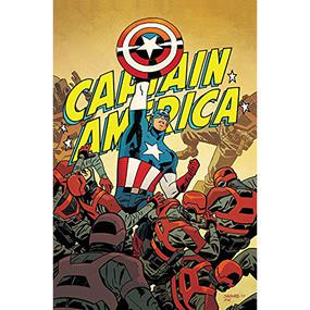 Captain America By Waid & Samnee Vol. 1 : Home of the Brave TP