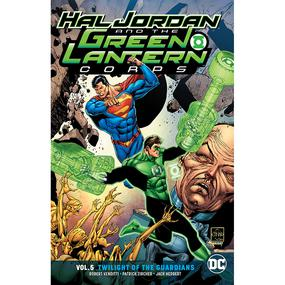 Hal Jordan and the GLC Vol. 5 : Twilight...Guardians TP (Rebirth