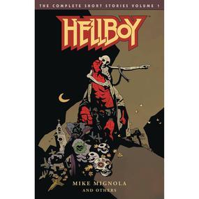 Hellboy : Complete Short Stories Vol. 1 TP