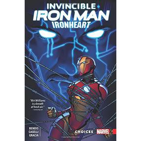 Invincible Iron Man Ironheart Vol. 2 : Choices TP