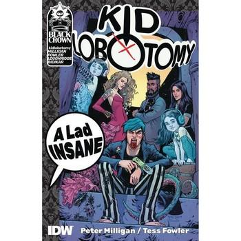 Kid Lobotomy Vol. 1 : A Lad Insane TP