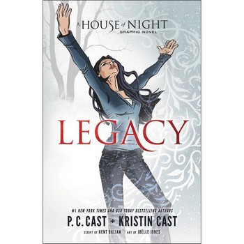 Legacy : A House of Night TP