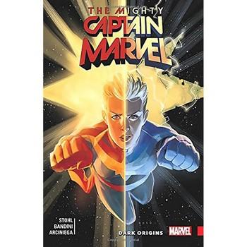 Mighty Captain Marvel Vol. 3 : Dark Origins TP