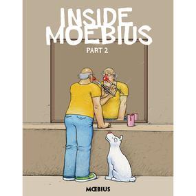 Moebius Library : Inside Moebius Vol. 2 (O)HC