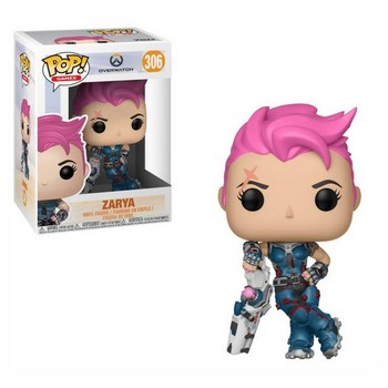 POP Vinyl Overwatch : Zarya