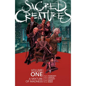 Sacred Creatures Vol. 1 : A Mixture of Madness TP