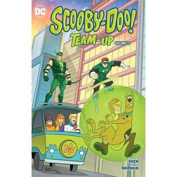 Scooby-Doo Team-Up Vol. 5 TP