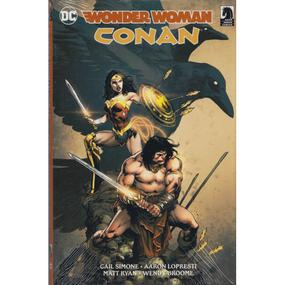 Wonder Woman/Conan HC