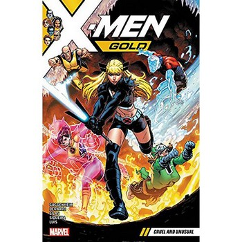 X-Men Gold Vol. 5 : Cruel and Unusual TP