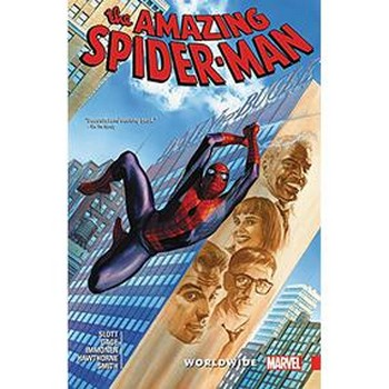Amazing Spider-Man Worldwide Vol. 8 TP