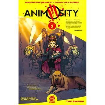 Animosity Vol. 3 : The Swarm TP