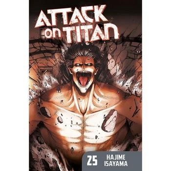 Attack on Titan Vol. 25 SC