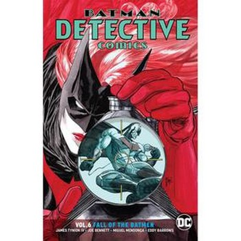 Batman - Detective Comics Vol. 6 : Fall of Batmen TP (Rebirth)