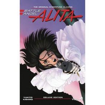 Battle Angel Alita : Deluxe Edition Vol. 4 HC